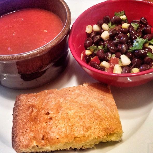 Roasted Tomato Soup @ Home nr Port Dalhousie
