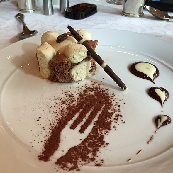 Tiramisu - Ristorante Cavour at the Hotel Granduca, Houston, TX