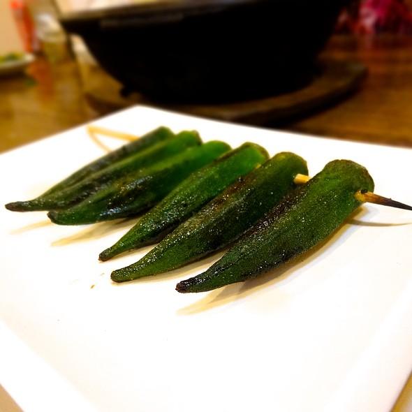 Japanese Okura Robata