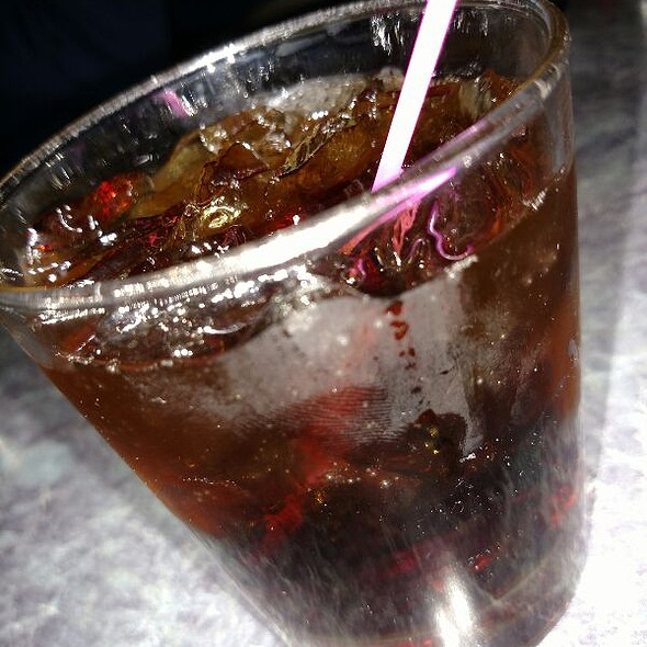 Captain & Coke @ Jeff's on Rugby