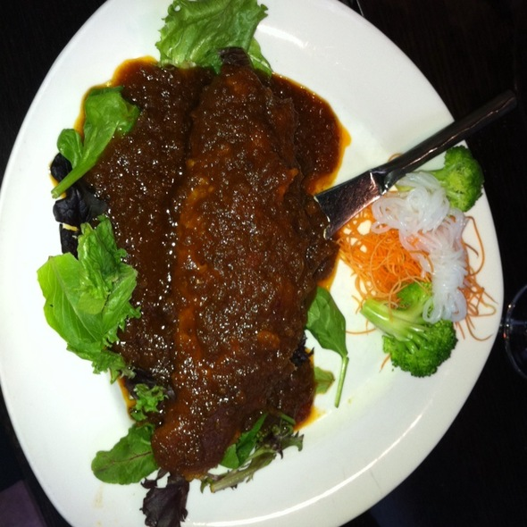 Crispy Red Snapper @ Penang