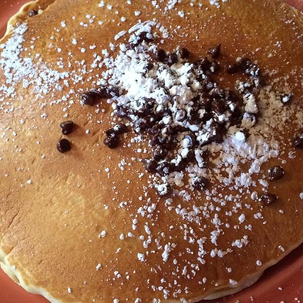 Chocalate Chip Pancakes
