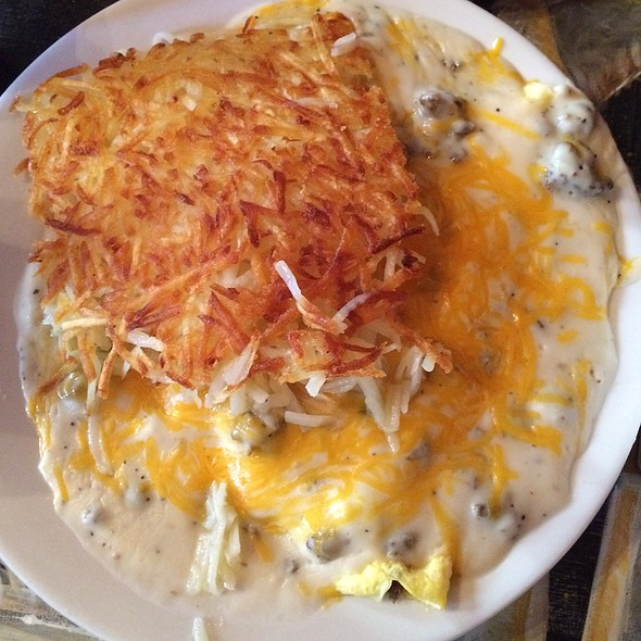 Country Omelette