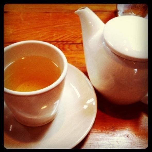 Jasmine Tea @ Terrain at Styer's
