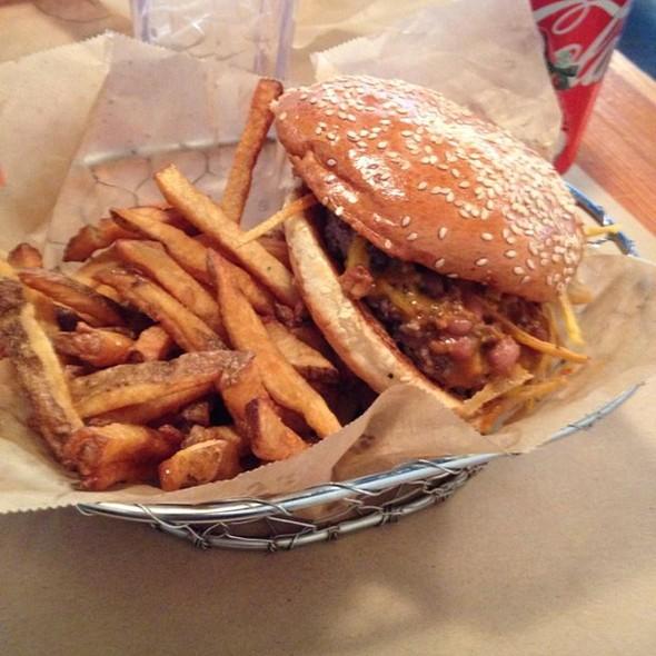 Build It Burger @ Farm Burger - Buckhead