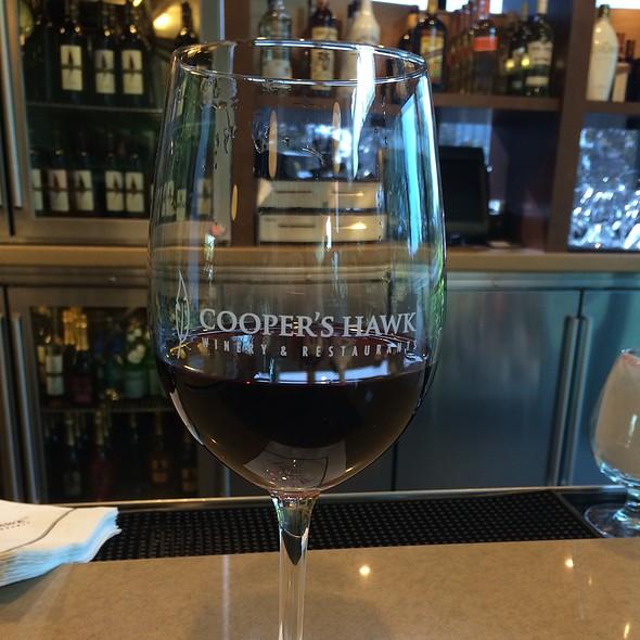 Barbera @ Cooper's Hawk Winery