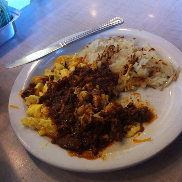 Cowboy Scrambled Egg