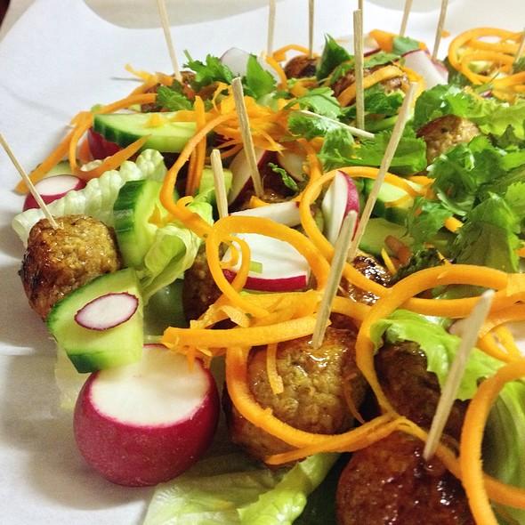 Banh Mi Meatballs @ Home nr Port Dalhousie