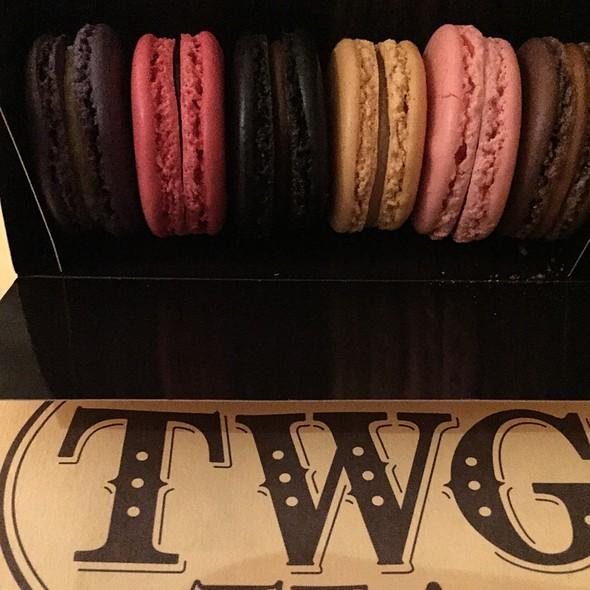 Macarons @ Twg Tea (Takashimaya)