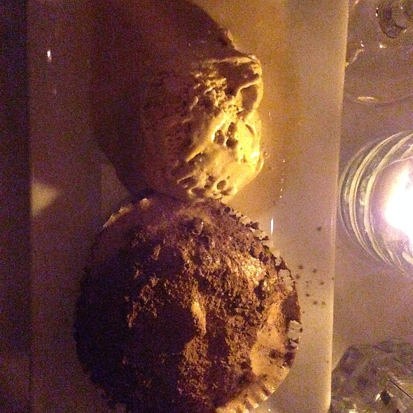 Chocolate Truffle - JoJo Restaurant and Bar, Washington, DC