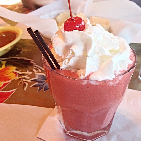 virgin strawberry margaritas