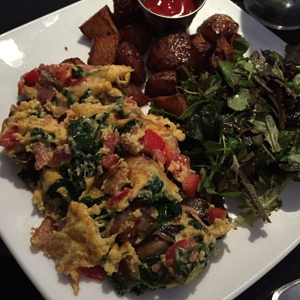 Make Your Own Scramble @ Bisou Bistronomy