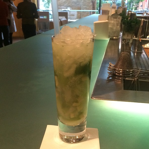 Ginger Mint Soda