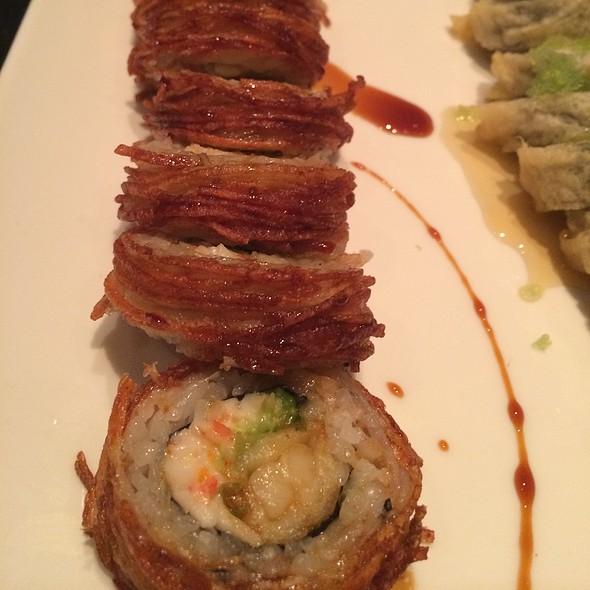 Tornado Sushi Roll @ Sushi Hana Japanese Kitchen