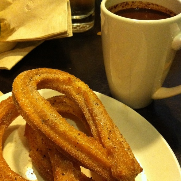 Churros And Chocolate @ Xoco