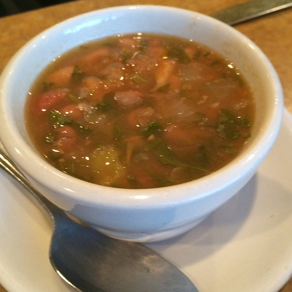 Charro Beans @ Lopez Mexican Restaurant