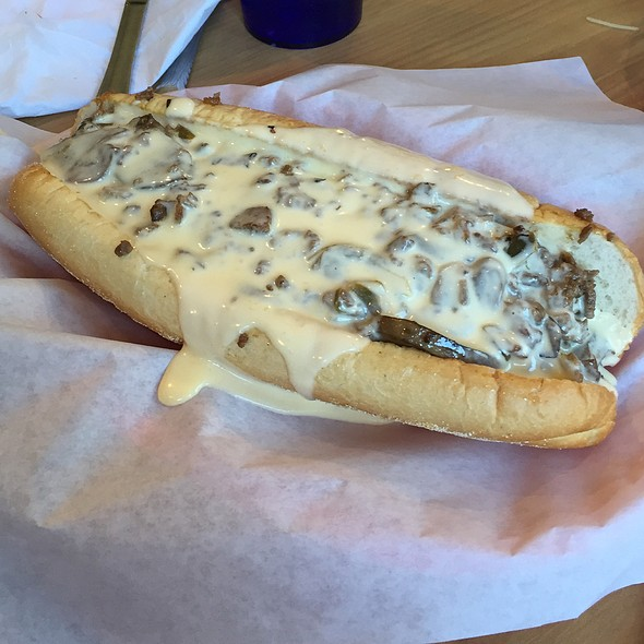 South Street Philly Cheesesteak
