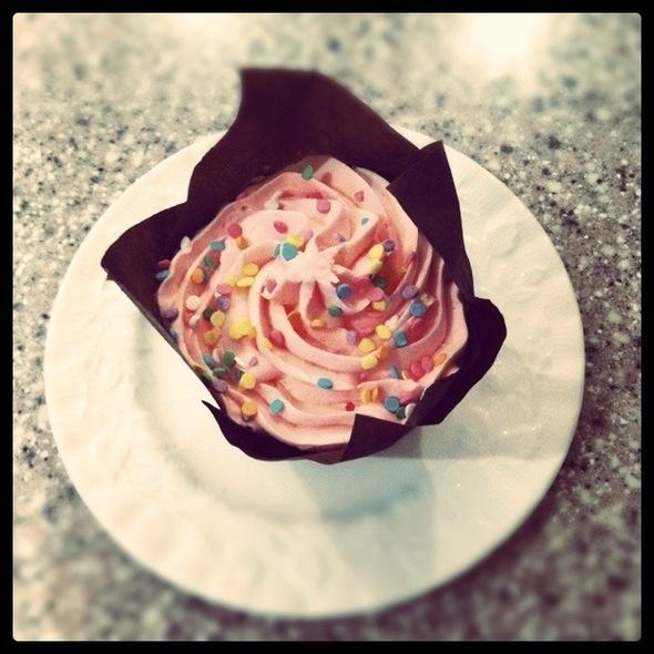 Cupcake @ Tiny Cakes Inc