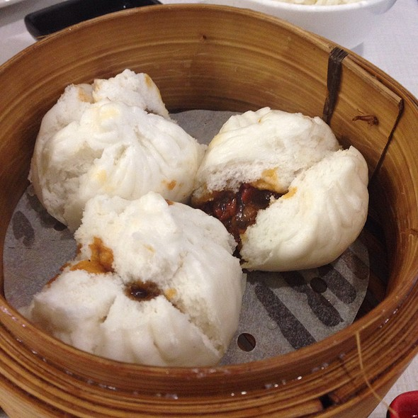 Sichuan-Style Pork Bun