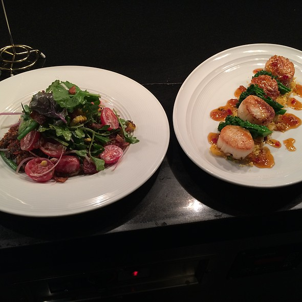 Dinner Entrees