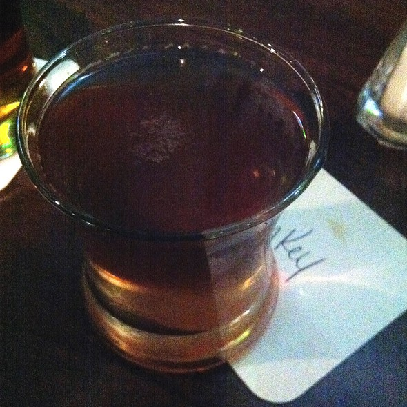 Flying Monkeys Craft Brewery - Cheery Cherry Berliner Weiss @ The Bent Elbow