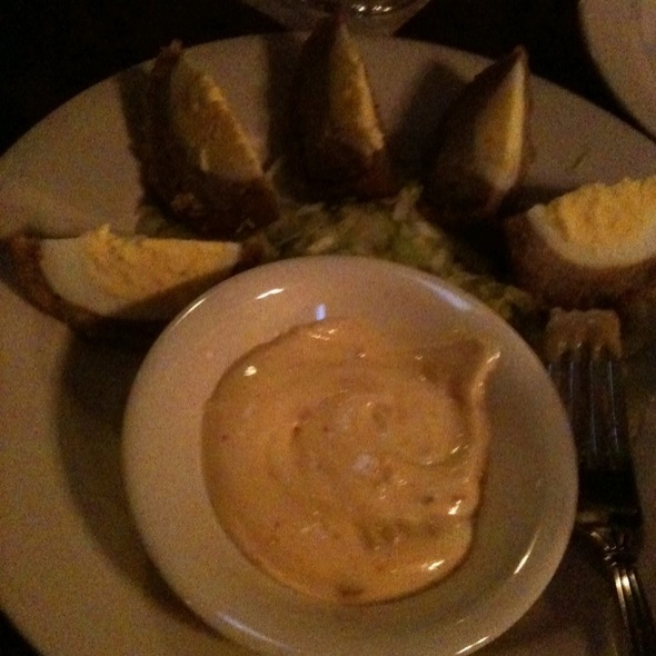 Scotch Egg (Sconnie Egg) @ MacNiven's Restaurant & Bar