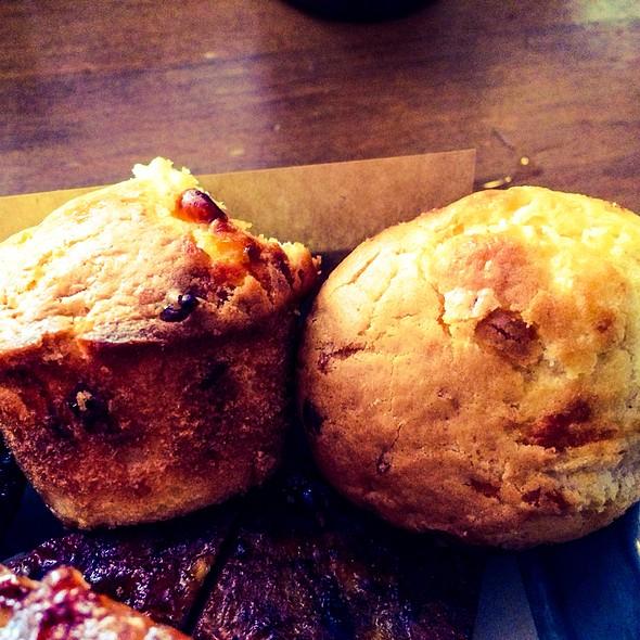 Cheese Biscuits @ Jim N Nicks Barbeque