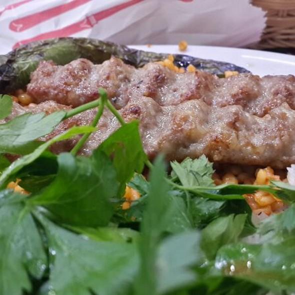 Zırh Kebabı @ Veys Ocakbaşı Zırh Kebabı
