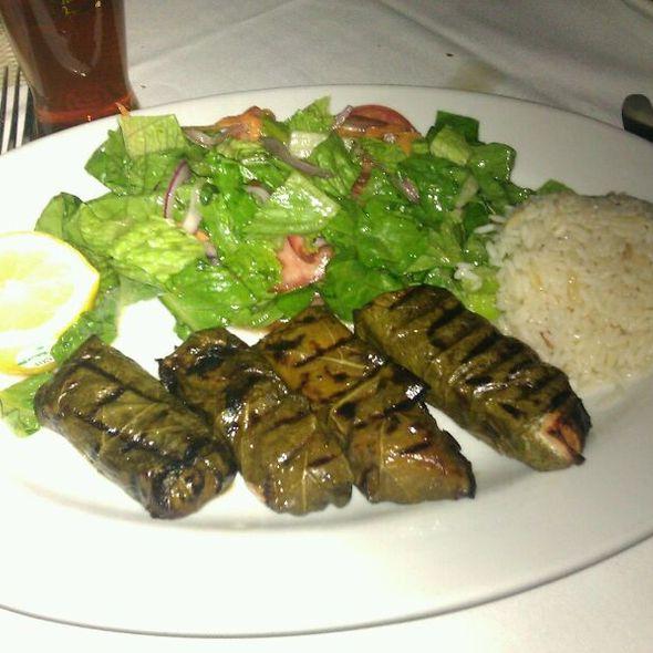 Salmon Kebab @ Turkuaz