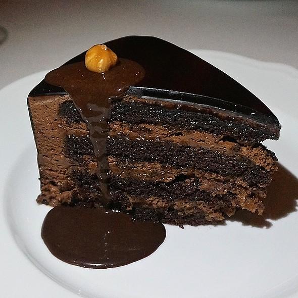 Gibsons Chocolate Cake