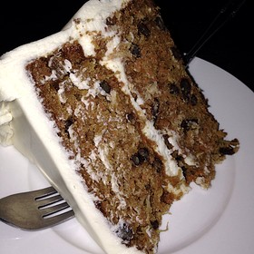 Carrot Cake - Bonnie Ruth's Cafe et Patisserie, Frisco, TX