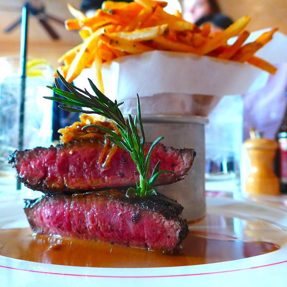 Steak Frites @ Zinc Bistro