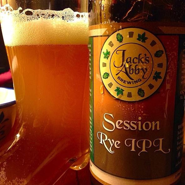 Jack's Abby Session Rye Ipl @ Worcester,Ma