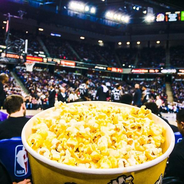 Popcorn @ Arco Arena
