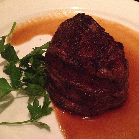 Bone-In Filet - Pampas Argentine Steakhouse, Johns Creek, GA