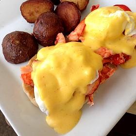 Lobster Eggs Ben