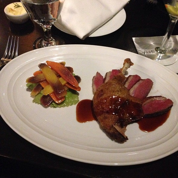 Pan Seared Duck And Duck Confit - The Mercury, Dallas, TX