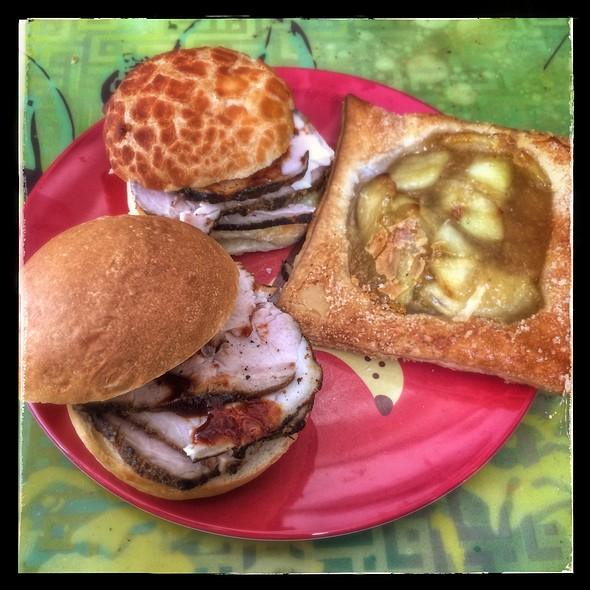 Porkchop And Applesauce @ Home