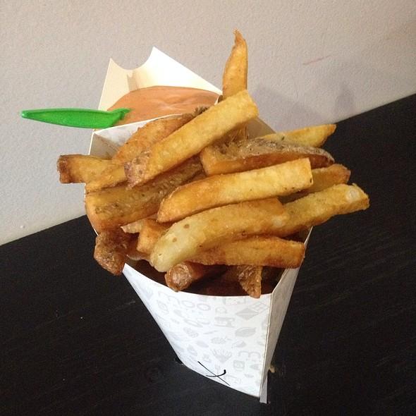 Belgium Frites @ Moo Frites