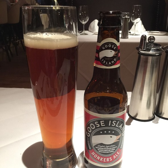 Goose Island Honkers Ale - Cape Cod, Chicago, IL