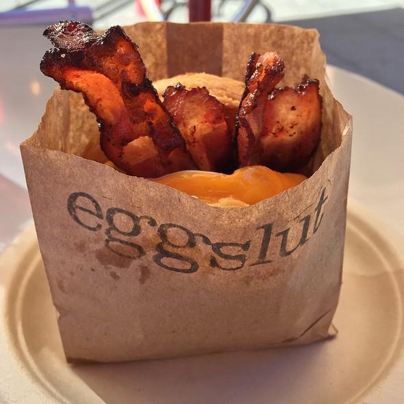 Bacon, Egg & Cheese @ Eggslut