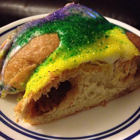 King Cake @ Tartine
