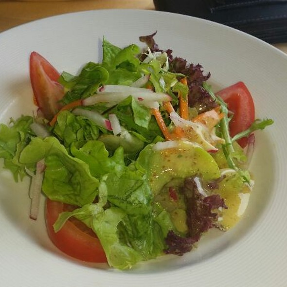 Salad @ Sea Princess Cruises