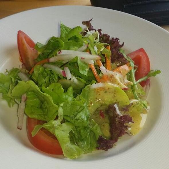 Salad @ Sea Princess Cruises