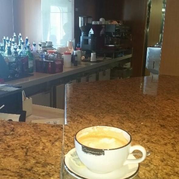 Cappuccino @ Sea Princess Cruises