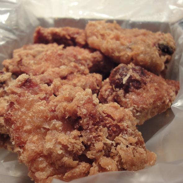 Deep-Fried Prawn Paste Chicken