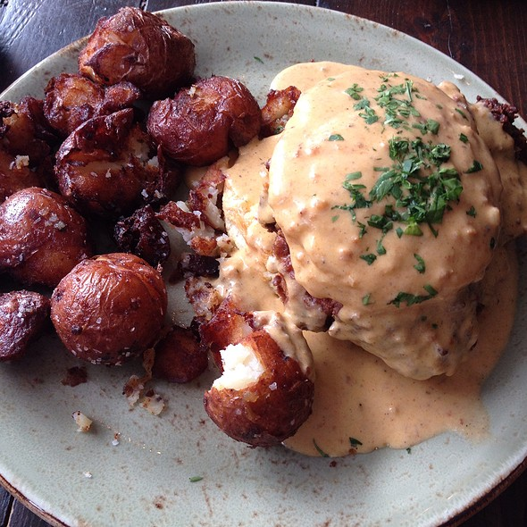 Chicken & Biscuts  - Carriage House, Chicago, IL