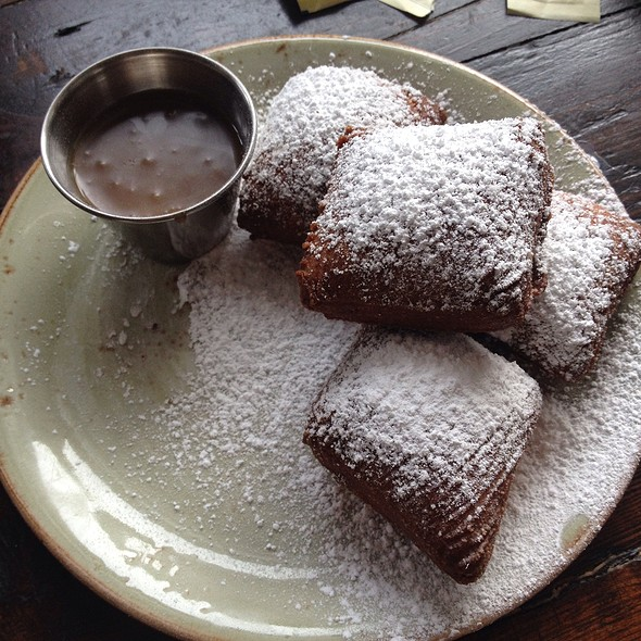 Beignets - Carriage House, Chicago, IL