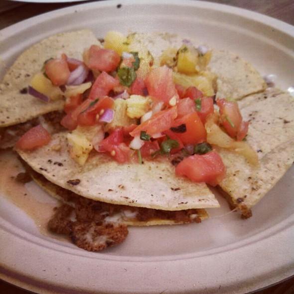 Chorizo Mulita