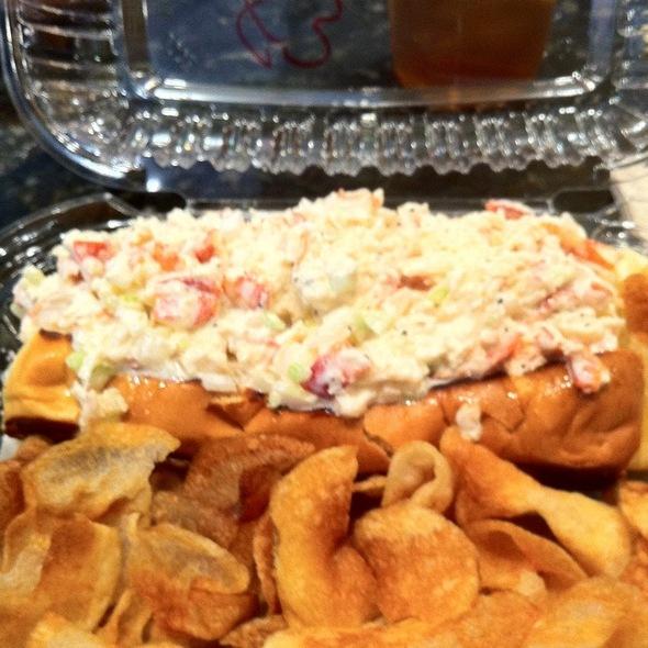 Joe's Stone Crab - Lobster Roll (Sandwich) - Foodspotting